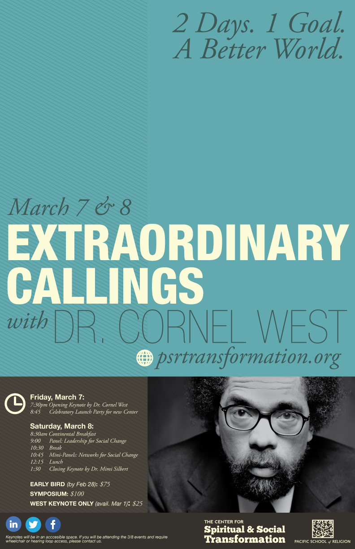 Extraordinary Callings